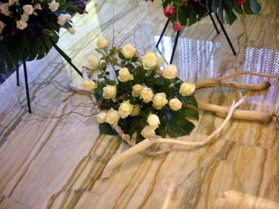 式典装花1
